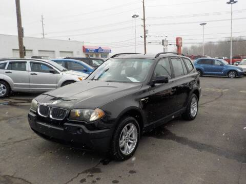 2005 BMW X3 for sale at United Auto Land in Woodbury NJ