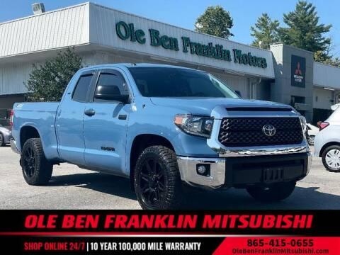 2019 Toyota Tundra for sale at Ole Ben Franklin Mitsbishi in Oak Ridge TN