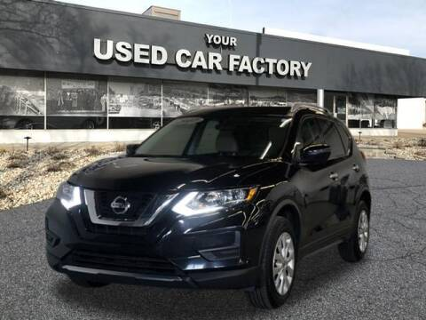 2017 Nissan Rogue for sale at JOELSCARZ.COM in Flushing MI
