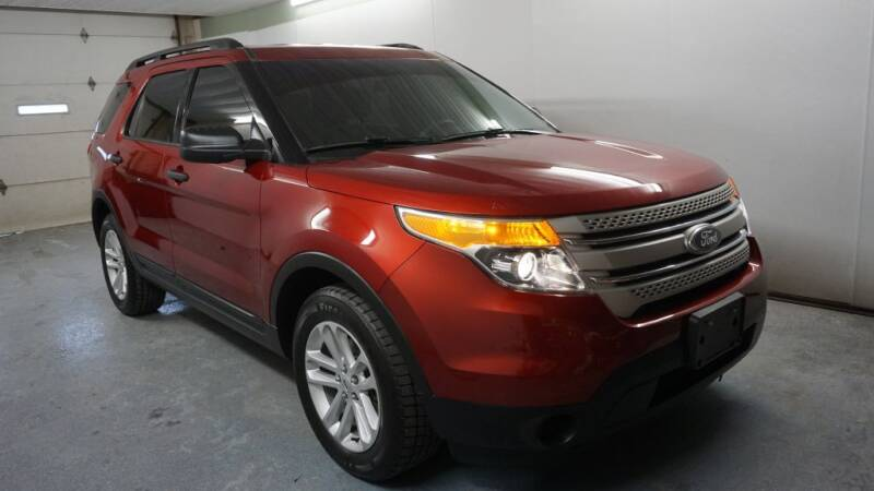2015 Ford Explorer for sale at World Auto Net in Cuyahoga Falls OH