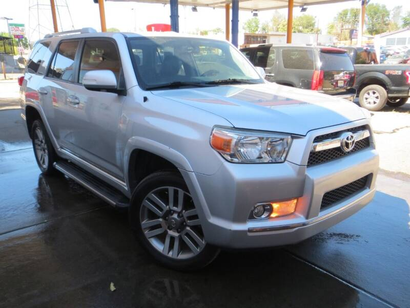 2013 Toyota 4Runner for sale at PR1ME Auto Sales in Denver CO