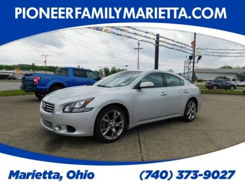 2014 Nissan Maxima for sale at Pioneer Family preowned autos in Williamstown WV