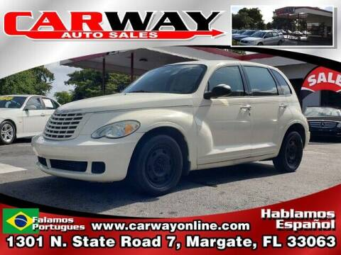 2008 Chrysler PT Cruiser for sale at CARWAY Auto Sales in Margate FL