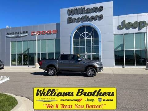 2021 Ford Ranger for sale at Williams Brothers - Pre-Owned Monroe in Monroe MI