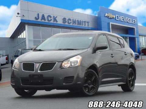 2009 Pontiac Vibe for sale at Jack Schmitt Chevrolet Wood River in Wood River IL