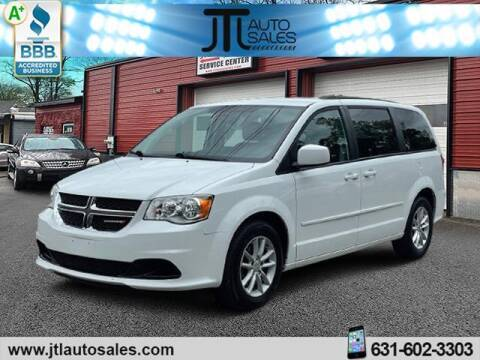 2015 Dodge Grand Caravan for sale at JTL Auto Inc in Selden NY