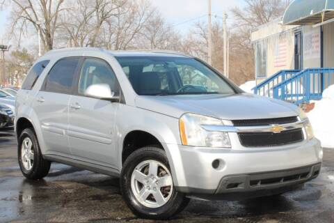 2009 Chevrolet Equinox for sale at Dynamics Auto Sale in Highland IN