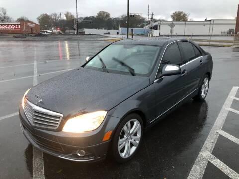 2008 Mercedes-Benz C-Class for sale at Diana Rico LLC in Dalton GA