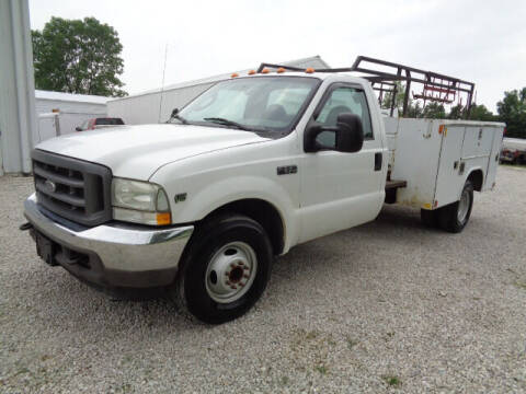 2004 Ford F-350 Super Duty for sale at Busch Motors in Washington MO