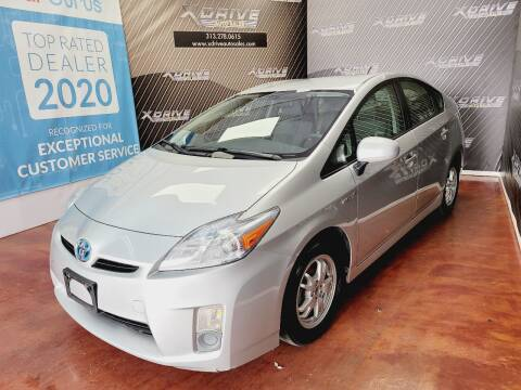 2011 Toyota Prius for sale at X Drive Auto Sales Inc. in Dearborn Heights MI