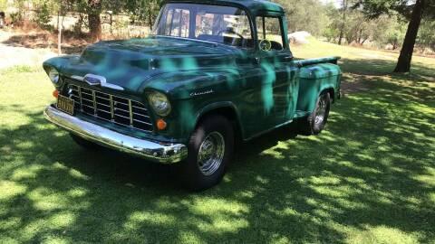 1955 Chevrolet 3100 for sale at Steven Pope in Auburn CA