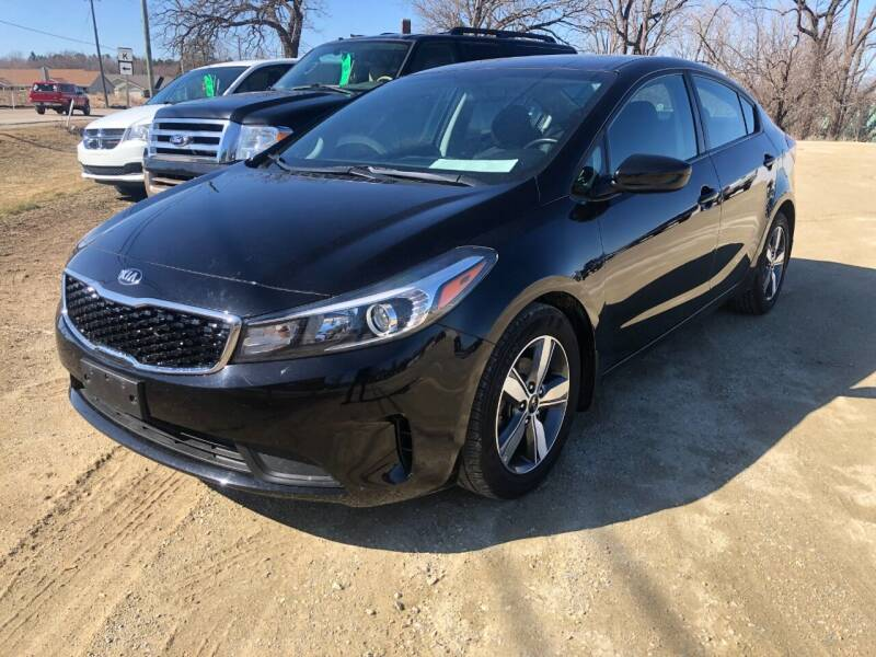 2018 Kia Forte for sale at Dependable Auto in Fort Atkinson WI