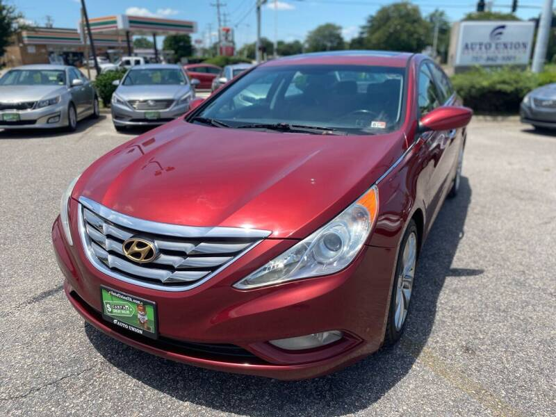 2011 Hyundai Sonata for sale in Virginia Beach, VA