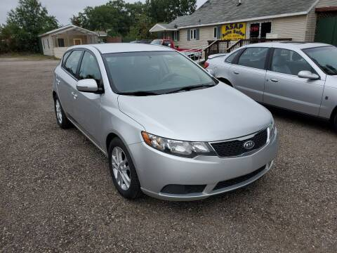 2012 Kia Forte5 for sale at ASAP AUTO SALES in Muskegon MI