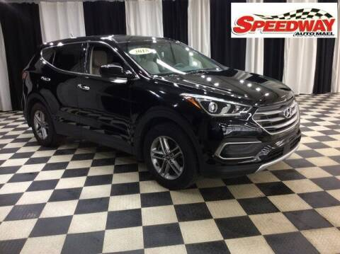 2018 Hyundai Santa Fe Sport for sale at SPEEDWAY AUTO MALL INC in Machesney Park IL