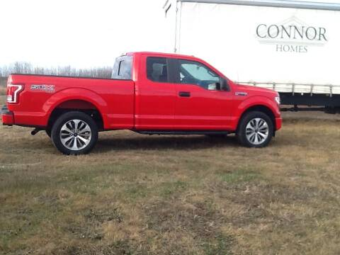 2017 Ford F-150 for sale at Garys Sales & SVC in Caribou ME