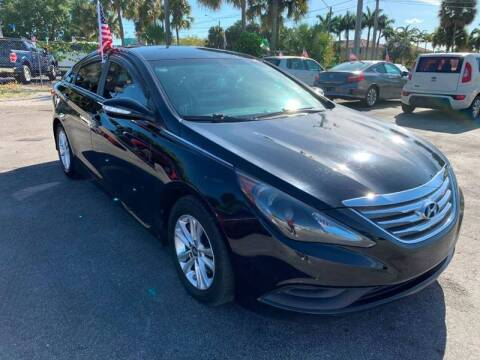 2014 Hyundai Sonata for sale at Roadmaster Auto Sales in Pompano Beach FL