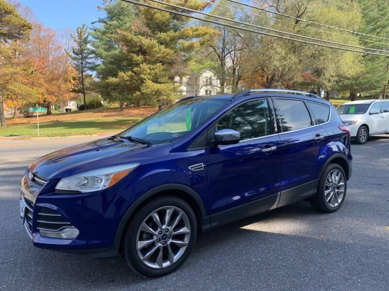 2015 Ford Escape for sale at Trax Auto II in Broadway VA