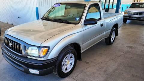 2004 Toyota Tacoma for sale at Bob Ross Motors in Tucson AZ