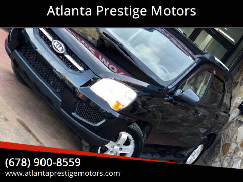 2009 Kia Sportage for sale at Atlanta Prestige Motors in Decatur GA