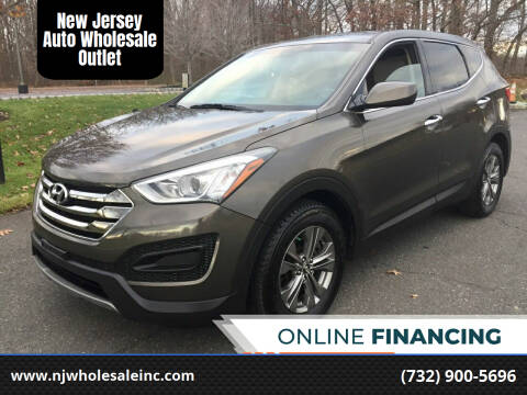 2014 Hyundai Santa Fe Sport for sale at New Jersey Auto Wholesale Outlet in Union Beach NJ