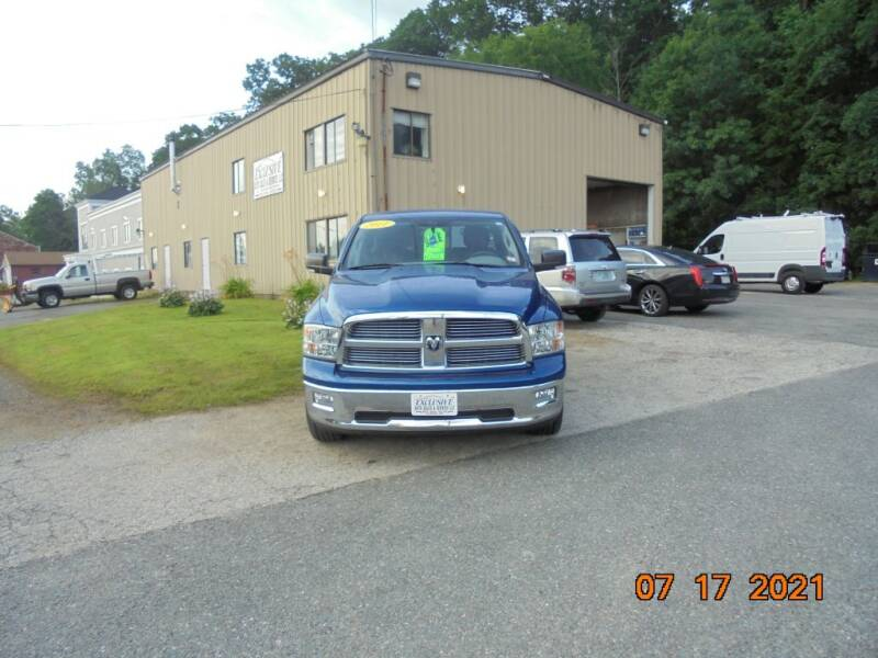 2011 RAM Ram Pickup 1500 for sale at Exclusive Auto Sales & Service in Windham NH