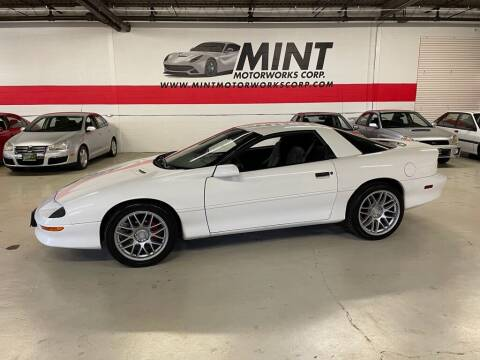 1996 Chevrolet Camaro for sale at MINT MOTORWORKS in Addison IL