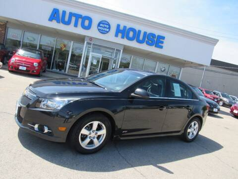 2011 Chevrolet Cruze for sale at Auto House Motors in Downers Grove IL