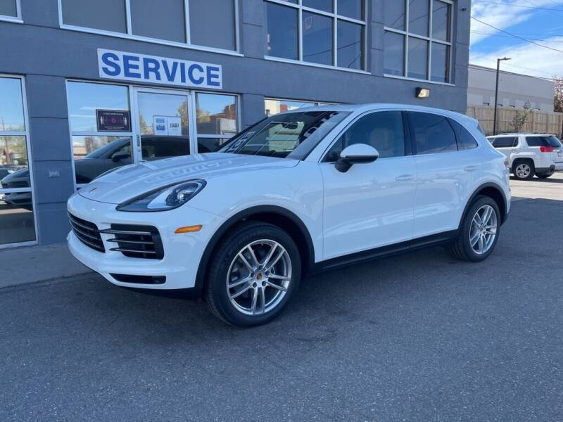 2020 Porsche Cayenne for sale in Englewood, CO