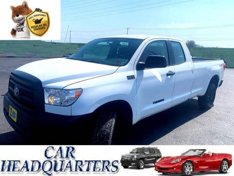 2010 Toyota Tundra for sale at CAR  HEADQUARTERS in New Windsor NY