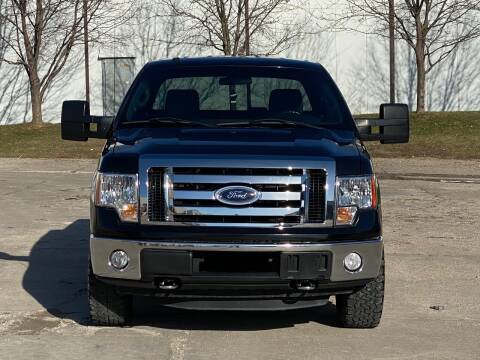 2012 Ford F-150 for sale at MILANA MOTORS in Omaha NE