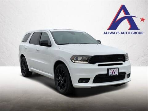 2020 Dodge Durango for sale at ATASCOSA CHRYSLER DODGE JEEP RAM in Pleasanton TX