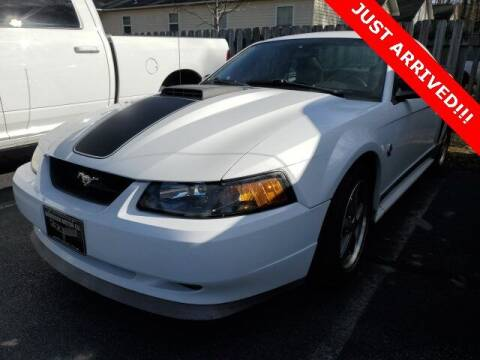 2004 Ford Mustang for sale at Impex Auto Sales in Greensboro NC