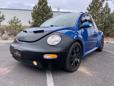 2003 Volkswagen New Beetle for sale at Parnell Autowerks in Bend OR