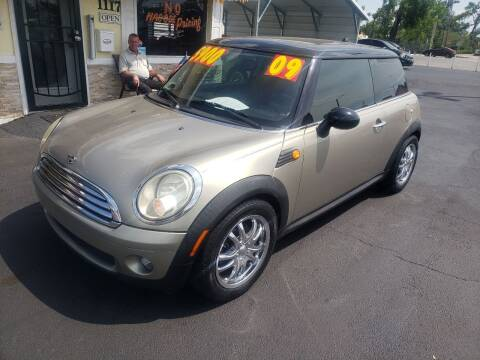 2009 MINI Cooper for sale at ANYTHING ON WHEELS INC in Deland FL