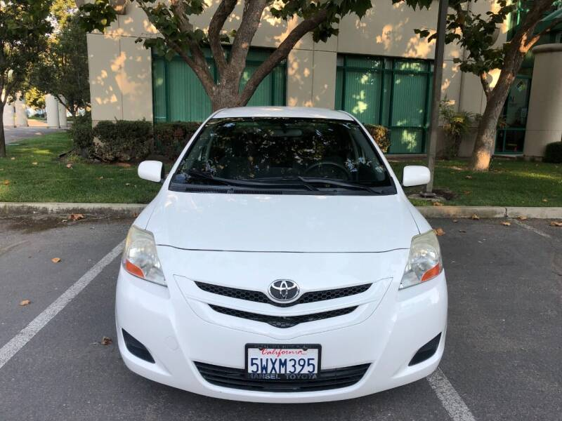 2007 Toyota Yaris for sale at Hi5 Auto in Fremont CA