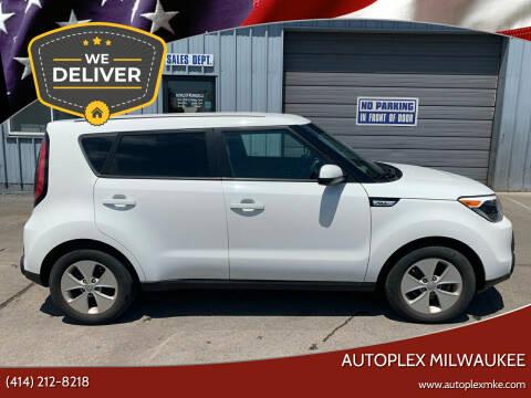2016 Kia Soul for sale at Autoplex Milwaukee in Milwaukee WI