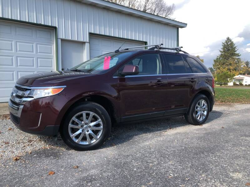 2011 Ford Edge for sale at Purpose Driven Motors in Sidney OH