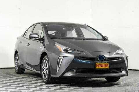 2019 Toyota Prius for sale at Washington Auto Credit in Puyallup WA