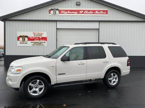 2008 Ford Explorer for sale at Highway 9 Auto Sales - Visit us at usnine.com in Ponca NE