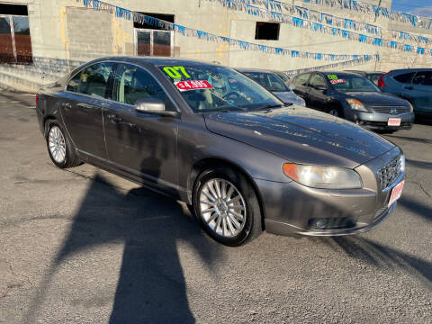 2007 Volvo S80 for sale at Riverside Wholesalers 2 in Paterson NJ