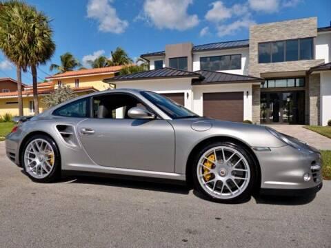2011 Porsche 911 for sale at Lifetime Automotive Group in Pompano Beach FL