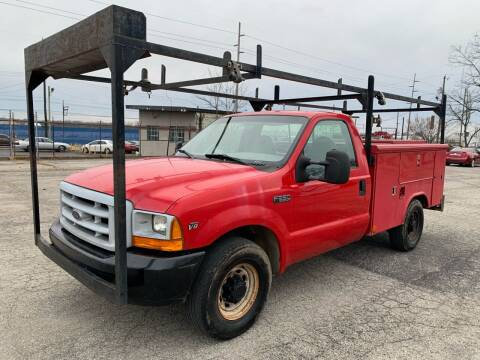1999 Ford F-350 Super Duty for sale at Eddie's Auto Sales in Jeffersonville IN