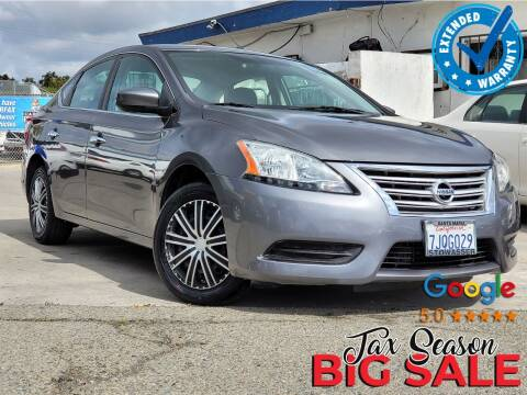 2015 Nissan Sentra for sale at Gold Coast Motors in Lemon Grove CA