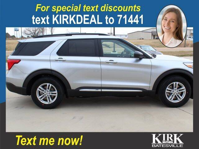 2020 Ford Explorer for sale at Kirk Brothers Batesville in Batesville MS