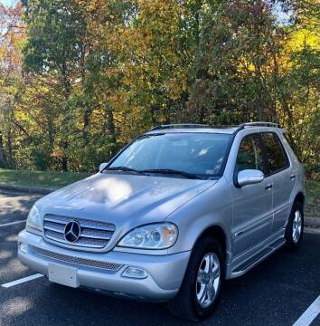 2005 Mercedes-Benz M-Class for sale at ONE NATION AUTO SALE LLC in Fredericksburg VA
