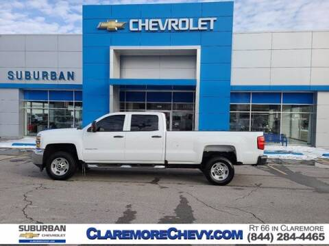 2019 Chevrolet Silverado 2500HD for sale at Suburban Chevrolet in Claremore OK