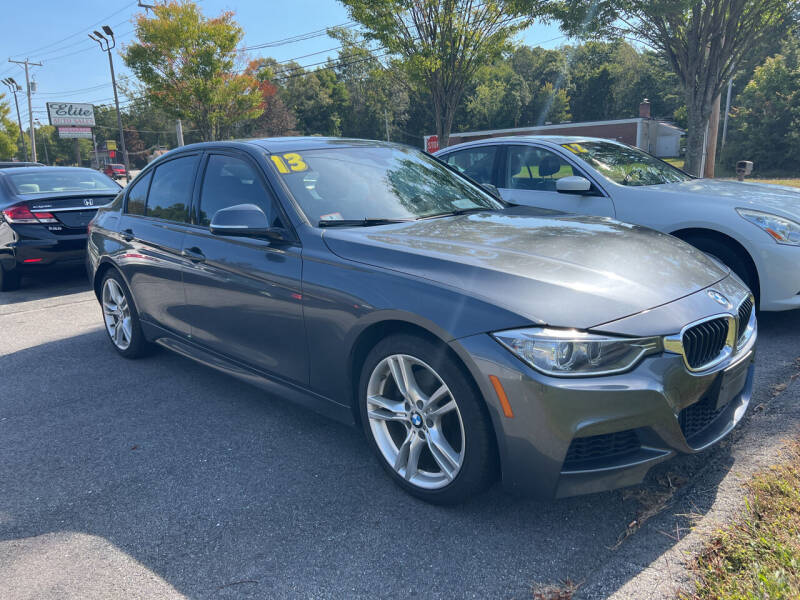 2013 BMW 3 Series for sale at Elite Auto Sales in North Dartmouth MA