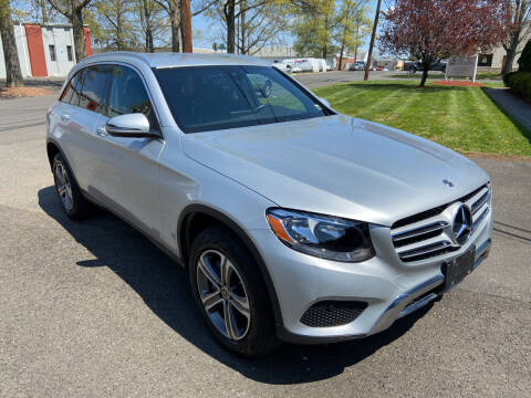 2018 Mercedes-Benz GLC for sale at International Motor Group LLC in Hasbrouck Heights NJ