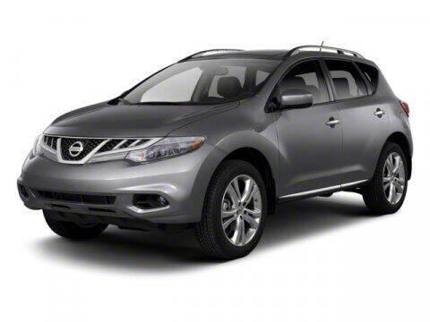 2013 Nissan Murano for sale at DAVID McDAVID HONDA OF IRVING in Irving TX
